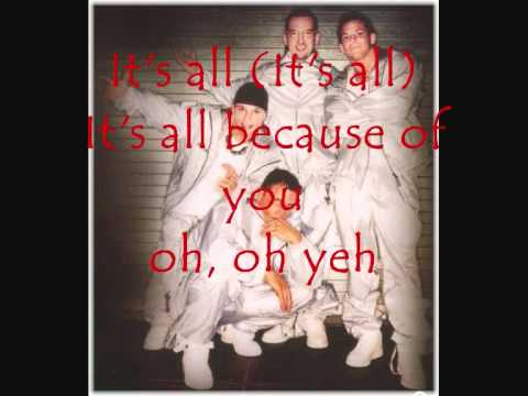 Instramental version of BECAUSE OF YOU as performed by 98 DEGREES