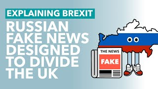 Is Russian Fake News Trying to Destabilise the UK? - TLDR News