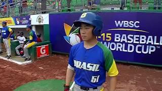 Brazil v Panama - U-15 Baseball World Cup 2018