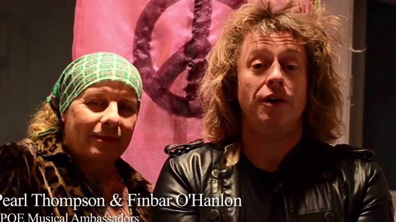 Pearl Thompson Finbar O Hanlon Ppoe 2013 World