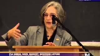 2011 Academic Freedom Lecture - Ellen W. Schrecker - 10/13/11