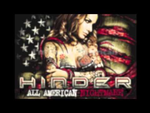 Hinder - All American Nightmare - Lyrics