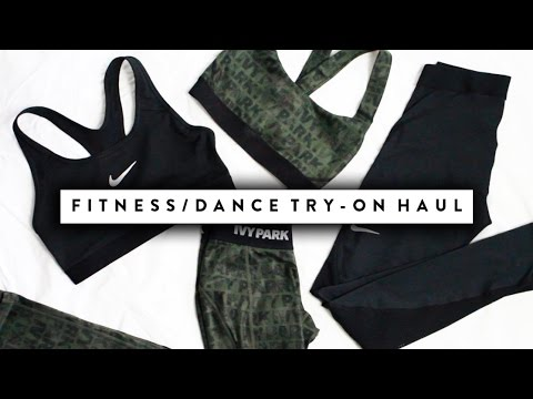 818ca0df7301c NIKE/IVY PARK FITNESS HAUL WITH JD WOMEN - YouTube