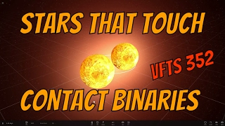 What If Two Stars Touched? Contact Binaries - VFTS 352