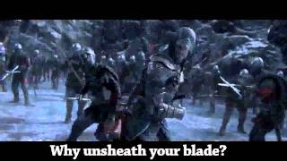 LITERAL Assassin's Creed Revelations Trailer [VOSTFR]