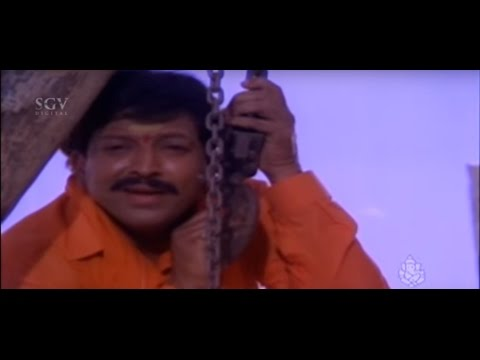 Sharanadeno Shree Padake Song | Manikantana Mahime Kannada Movie | Vishnuvardhan | SPB