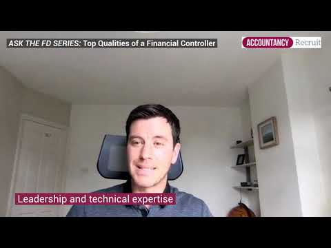 ASK THE FD SERIES: Top Qualities of a Financial Controller