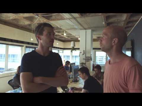 Marten Blankesteijn van Blendle | Op pad met Philip