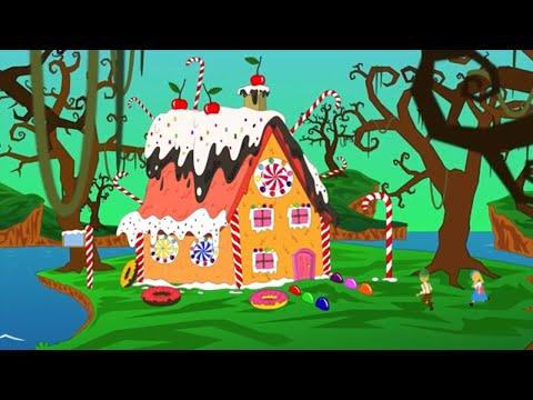 2 Cuentos | Hansel y Gretel - Cuentos infantiles para dormir en Español