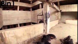 Короткометражный фильм от первого лица 'Хардкор', снято на нашлемную камеру   Short film 'Hardcore'