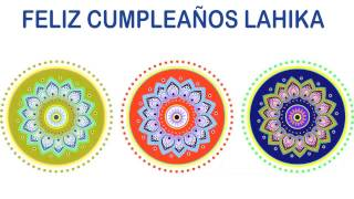 Lahika   Indian Designs - Happy Birthday