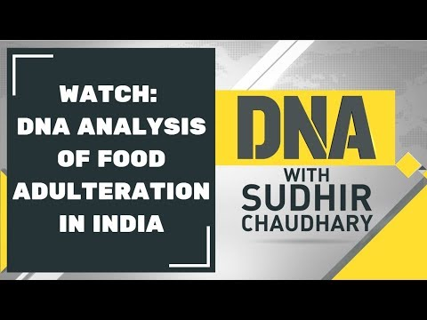 Watch: DNA analysis of food adulteration in India