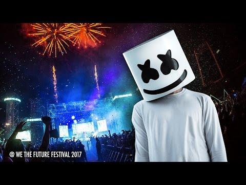 Marshmello LIVE @ We The Future Festival 2017