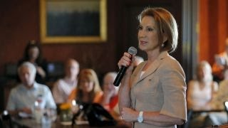 Can Carly Fiorina keep up the momentum?
