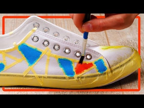 Life hacks for your shoes to save you in any situation. Tips and Tricks