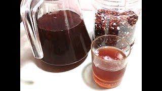Cách làm trà gạo lứt - đậu đỏ - đậu đen giúp thanh lọc gan, giảm cân, đẹp da
