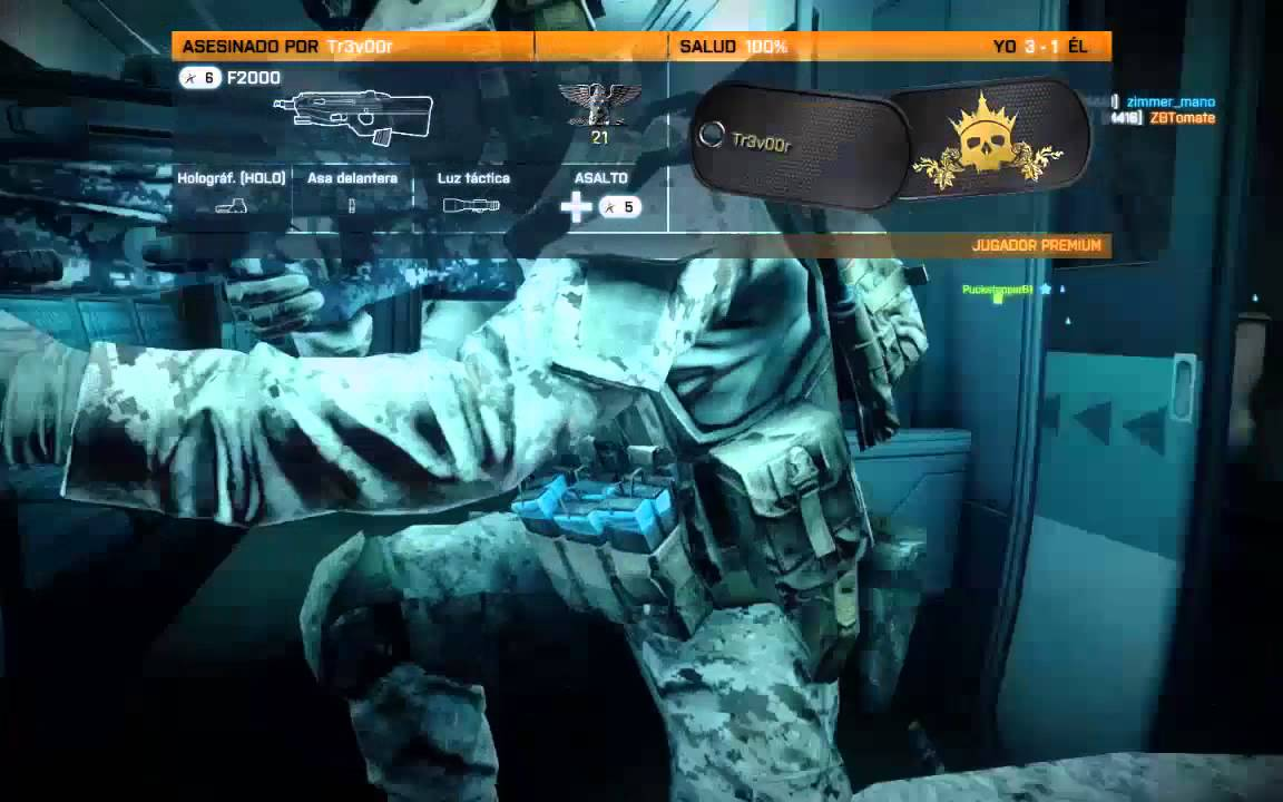 Battlefield 3 Wtf Banned By Game Chic Server Xtremenoobs 24 7