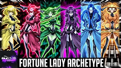 Yugioh: The Fortune Lady Archetype