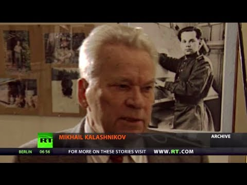 Legendary Kalashnikov: Story of AK-47 Rifle (RT's Documentary)