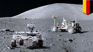 Google Lunar X-Prize: Private German moon mission to inspect Apollo 17 lunar rover - TomoNews