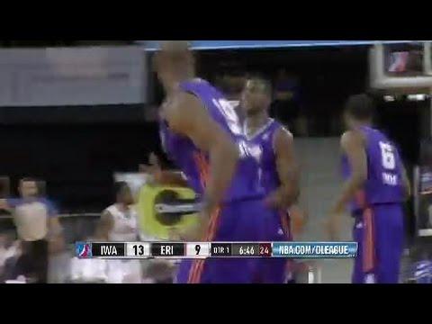 Kalin Lucas 2013-14 NBA D-League Highlights with Iowa Energy