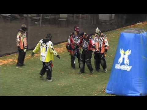 Final Smoke Patrol vs Piratas 1era fecha de Paintball PXL Panama Riande 23 y 24 de Abril '16