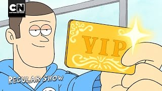 VIP | Regular Show | Cartoon Network