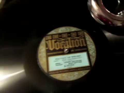 The Fall of Wolsey  - King Henry V111 - William Shakespeare - Henry Baynton - 78 rpm