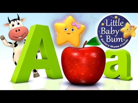 ABC Phonics  ABC Song  ABC Phonics Song from LittleBaBum!