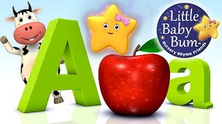 ABC Phonics - ABC Song - ABC Phonics Song from LittleBabyBum