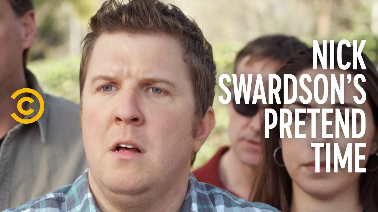 Time Capsule - Nick Swardson's Pretend Time