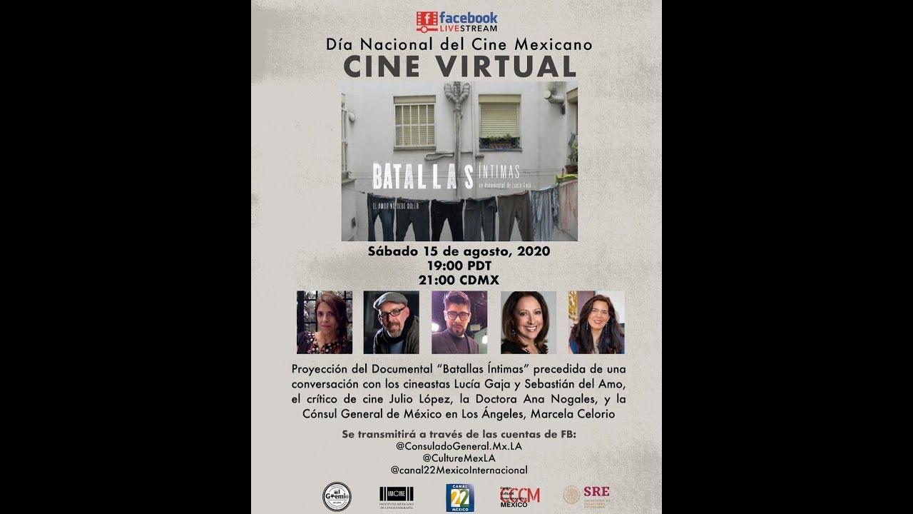 Día Nacional del Cine Mexicano!