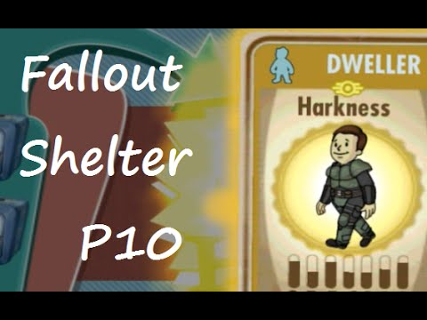 Fallout Shelter | P10 | Welcome The Synth!