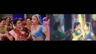 hindi vs bengali dance copy/oishoria vs shabnur dance