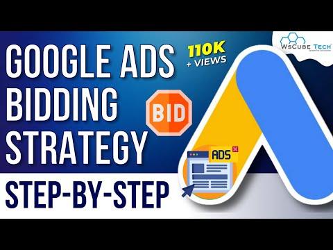 Google Ads Course | Bidding Strategies in Google Ads | (Part-14)