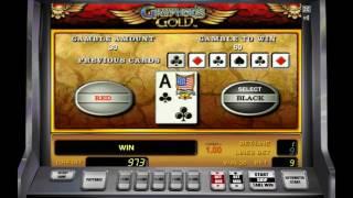Игровой слот Gryphons Gold, как играть на игровом автомате. Видео обучение.