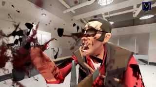 TF2 #2 (РУС) Heavy is spy | TEAM FORTRESS 2 НА РУССКОМ