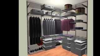 Идеи гардеробной комнаты(, 2014-05-06T11:43:26.000Z)