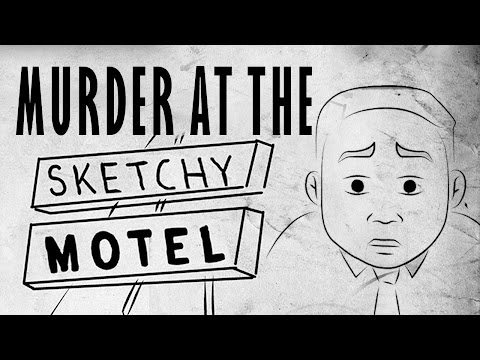 MURDER AT THE SKETCH MOTEL // Something Scary | Snarled