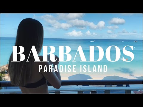 BARBADOS Caribbean PARADISE | The best beaches and food on the island