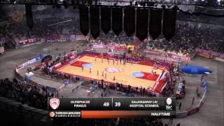 Euroleague | Olympiacos Piraeus - Galatasaray Maçı