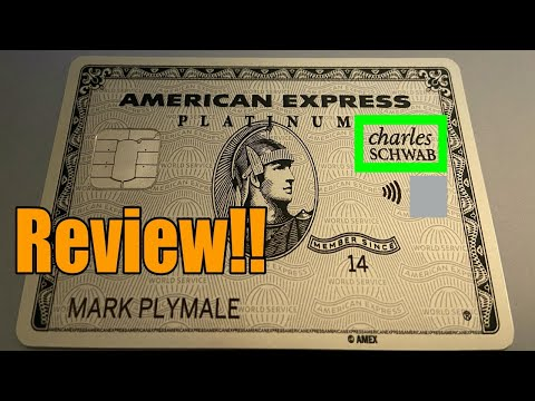 American Express Platinum For Charles Schwab Review