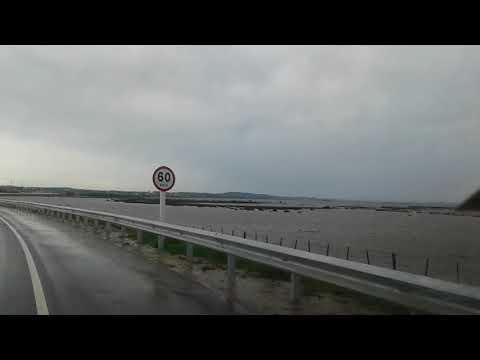 Oeste del arroyo Maldonado. Lluvias intensas 25 y 26 de agosto 2017.