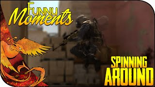 Spinning Around │ CS GO Funny Moments