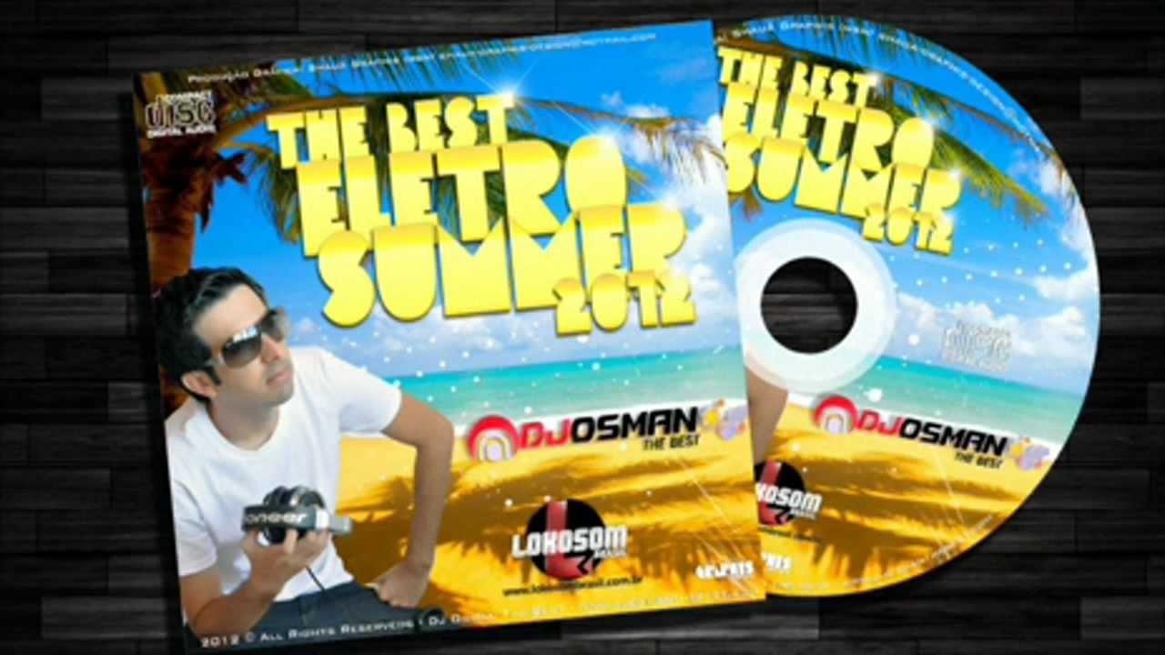 cd dj osman the best eletro summer 2012