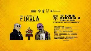 Battle MC Romania Oliniutza vs Actoru (editia 2016)