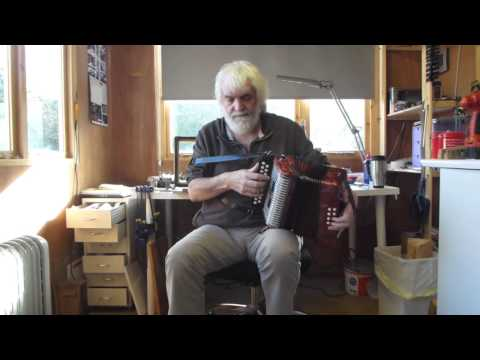 Rogue's March - Lester - Melodeon