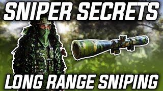 SNIPER SECRETS | Ghost Recon: Wildlands Long Range Sniping Tips!