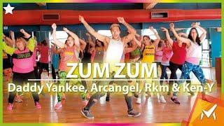 Zum Zum - Daddy Yankee, Arcangel, Rkm & Ken-Y - Marcos Aier