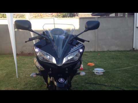 Yamaha R15 V. 2.0 Temuco - Chile